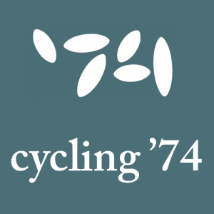 Cycling 74 - the Future Store