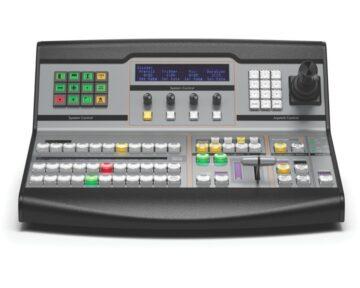 Blackmagic Design ATEM 1 M/E Broadcast Panel - the Future Store