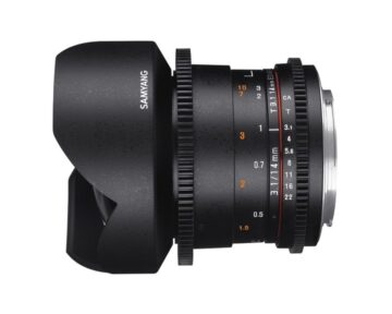 Samyang Lens 14mm T3.1 ED AS IF UMC mkII [ Canon VDSLR  ] - the Future Store