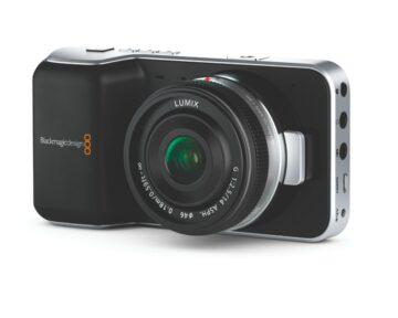 Blackmagic Design Pocket Cinema Camera [ body only ] - the Future Store