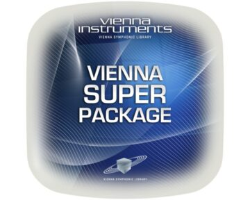 Vienna Symphonic Library Super Package Standard - the Future Store