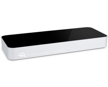 OWC Thunderbolt 2 Dock - the Future Store