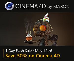 Cinema 4d met korting