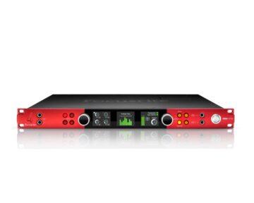 Focusrite Red 4PRE [ Thunderbolt DANTE ] - the Future Store