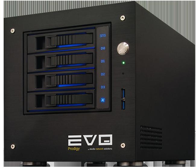 EVO Prodigy Desktop