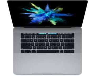 "Apple MacBook Pro 15"" Touch Bar 2.6GHz i7 [ 16GB 512GB Radeon 460 Space Grey ] - the Future Store"