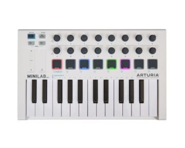 Arturia MiniLab MkII [ incl. Analog Lab ] - the Future Store