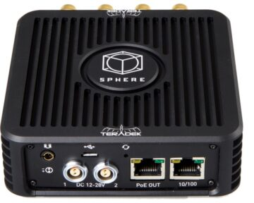 Teradek Sphere Real-time 360º Monitoring and Live Streaming [ SDI ] - the Future Store