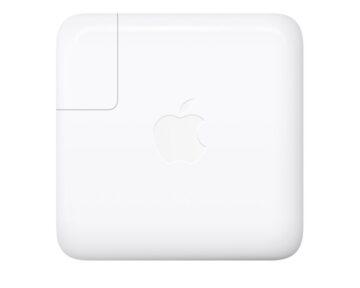 "Apple 61W USB-C Power Adapter [ MacBook Pro 13"" ] - the Future Store"