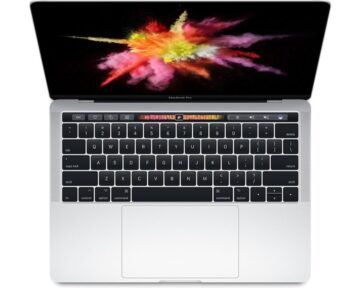 """Apple MacBook Pro 13"""" Touch Bar 3.1GHz i5 [ 8GB 512GB Silver ] - the Future Store"""