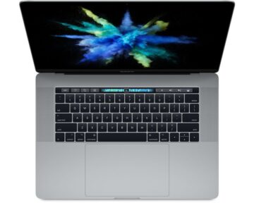 "Apple MacBook Pro 15"" Touch Bar 2.9GHz i7 [ 16GB 512GB Radeon Pro 560 Space Grey ] - the Future Store"