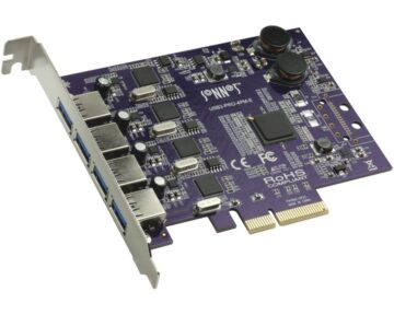 Sonnet Allegro 3.0 USB Pro [ 4x USB3 controller PCIe ] - the Future Store