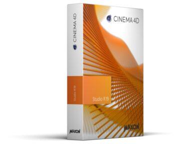 MAXON Cinema 4D Studio R18 [ Standalone ] - the Future Store