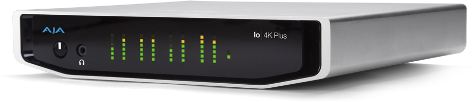 AJA Io 4K Plus
