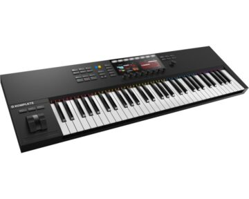 Native Instruments Komplete Kontrol S61 MK2 - the Future Store