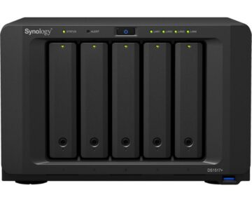 Synology DS1517+ [ 5 bay sata NAS 8GB RAM ] - the Future Store