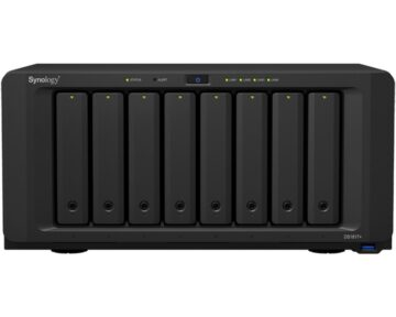 Synology DS1817+ [ 8 bay sata NAS 8GB RAM ] - the Future Store