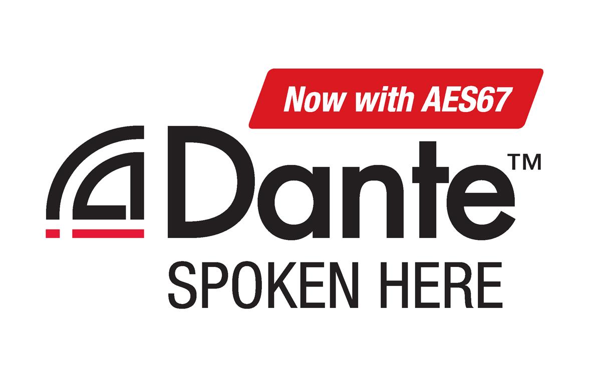 DANTE Spoken Here AES67