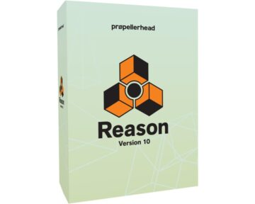 Propellerhead Reason 10 Upgrade - the Future Store