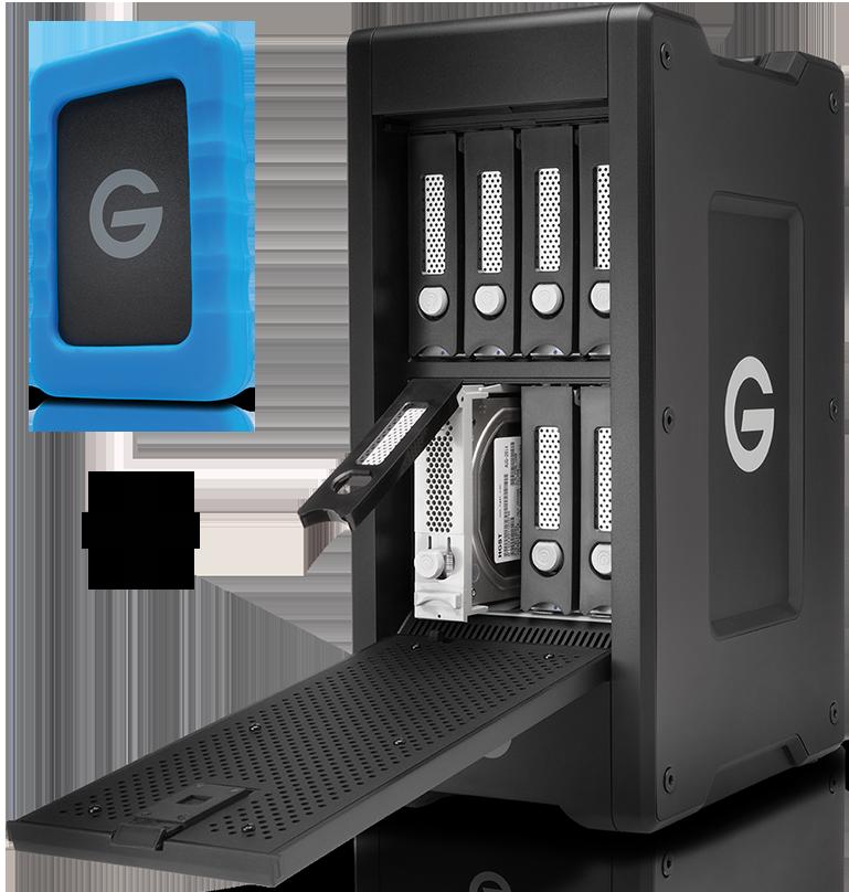 G-Technology eindejaars-promo
