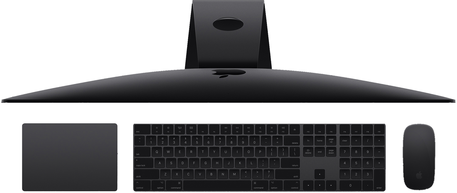 Apple iMac Pro configuratie