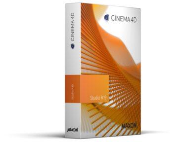 MAXON Cinema 4D Studio R19 [ Standalone ] - the Future Store