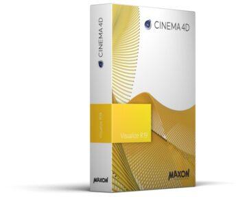 MAXON Cinema 4D Visualize R19 [ Standalone ] - the Future Store