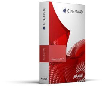 MAXON Cinema 4D Broadcast R19 [ Standalone ] - the Future Store
