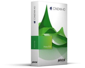 MAXON Cinema 4D Prime R19 [ Standalone ] - the Future Store