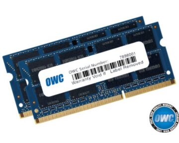 OWC 16GB SODimm Kit [ 2400MHz DDR4  ] - the Future Store