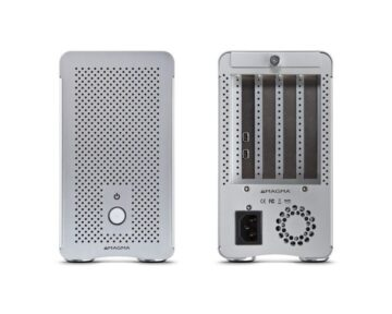Magma ExpressBox 3T [ 2x Thunderbolt2 3x PCIe ]