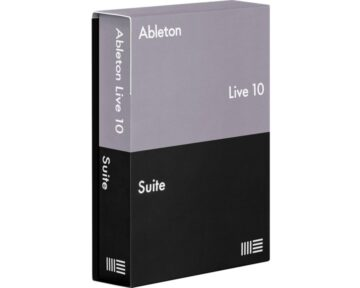 Ableton Live 10 Suite Upgrade [ from Standard ]