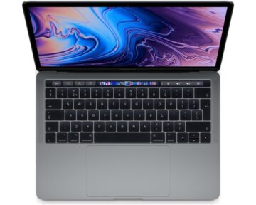 """Apple MacBook Pro 13"""" Touch Bar 2.3GHz i5 [ 8GB 512GB Space Gray ]"""