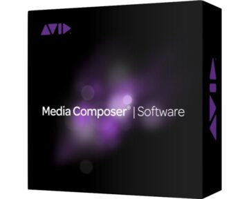 Avid Media Composer [ 1-Year Subscription ]