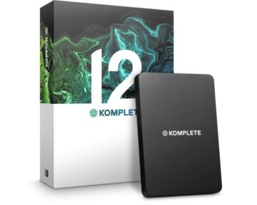 Native Instruments Komplete 12 Upgrade [ vanaf Komplete 3-11 ]