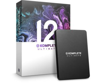 Native Instruments Komplete 12 Ultimate Upgrade [ vanaf Ultimate 8-11 ]