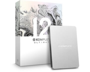 Native Instruments Komplete 12 Ultimate Collector's Upgrade [ vanaf Ultimate 8-12 ]