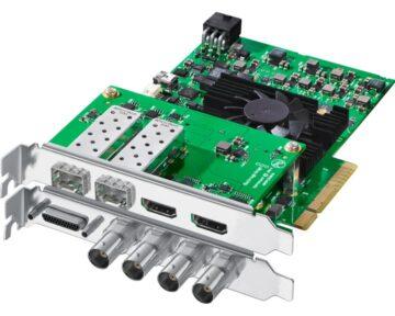 Blackmagic Design DeckLink 4K Extreme 12G [ PCIe ]