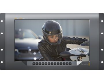 "Blackmagic Design SmartView 4K [ Ultra HD broadcast monitor 19"" ]"