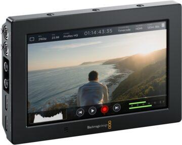 Blackmagic Design Video Assist 4K [ 7-inch ]