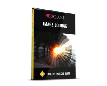Red Giant Image Lounge