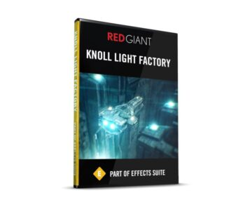 Red Giant Knoll Light Factory 3