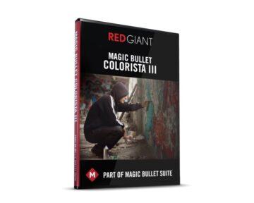 Red Giant Magic Bullet Colorista III