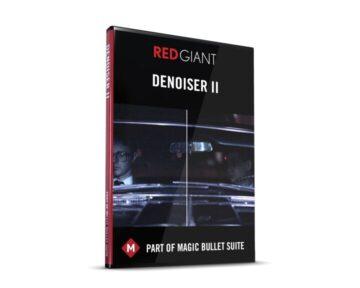 Red Giant Denoiser II