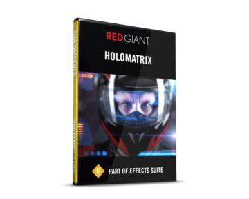 Red Giant Holomatrix