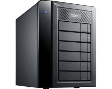 Promise Pegasus2 R6 18TB [ 6 x 3TB Thunderbolt2 ]