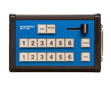 Skaarhoj E21-TVS MII [ ATEM Control met PoE ]