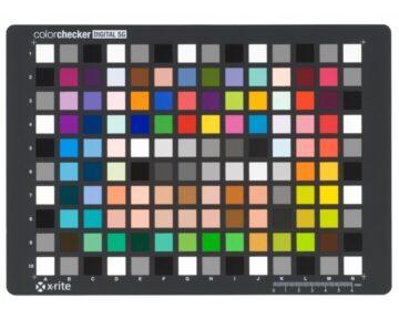 X-Rite Munsell ColorChecker SG