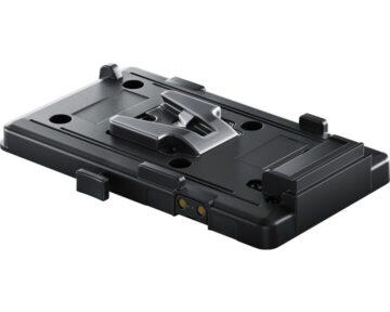 Blackmagic Design V-lock Battery Plate [ URSA of URSA mini ]