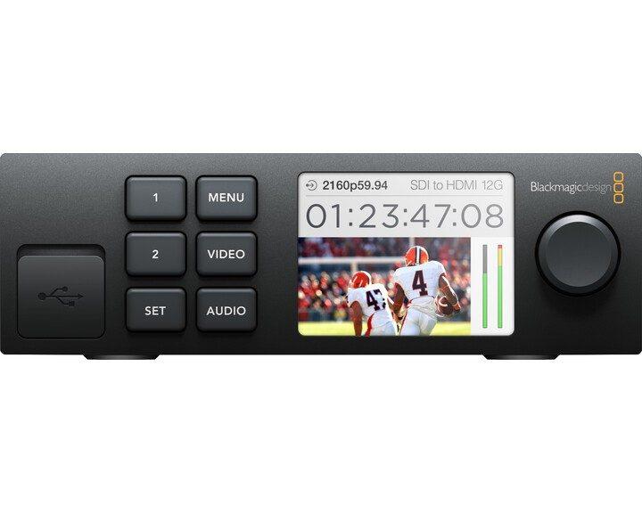 Blackmagic Design Teranex Mini - Smart Panel